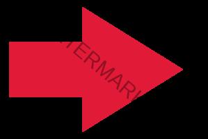 arrow red