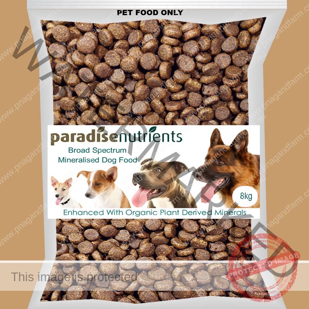 Dog Food 8kg bga